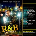 R&B City 1 mixtape cover art