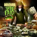 Rhabb - Trap Paid mixtape cover art