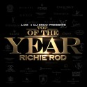 Richie Rod - Top Of The Year mixtape cover art