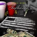 Sheik Dyce - The Influence mixtape cover art
