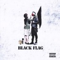 Machine Gun Kelly - Black Flag mixtape cover art
