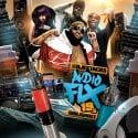 Audio Fix 19.5 mixtape cover art