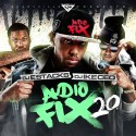 Audio Fix 20 mixtape cover art