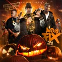 Audio Fix 21 mixtape cover art