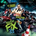 Audio Fix 11 (Starring Big Mike As Paul Blart Mixtape Cop) mixtape cover art