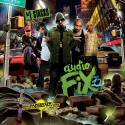 Audio Fix 12 mixtape cover art