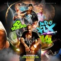 Audio Fix 14 mixtape cover art