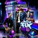 Audio Fix 15.5 mixtape cover art