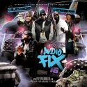 Audio Fix 16 mixtape cover art