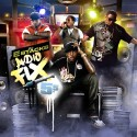 Audio Fix, Part 5.5 mixtape cover art