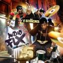 Audio Fix 5 mixtape cover art