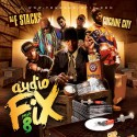 Audio Fix 8 mixtape cover art