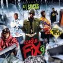 Audio Fix 9 mixtape cover art