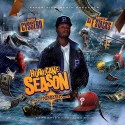 Cyssero - Hurricane Season mixtape cover art