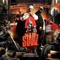 DJ 4 The Starz mixtape cover art