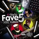 Fave 5 (NYC Edition) mixtape cover art