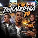 Trilladelphia 10 mixtape cover art