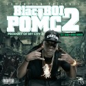 Blac Boi - Product Of My City 2 mixtape cover art