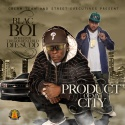 Blac Boi - Product Of My City mixtape cover art