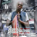 Boochie - Bless Da Streetz mixtape cover art
