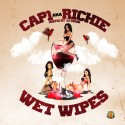 Cap1 - Wet Wipes mixtape cover art