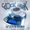 Cap 1 & OJ Da Juiceman - Clock Werk mixtape cover art