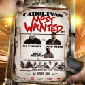 Carolina Most Wanted mixtape cover art