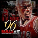 DP Da Phranchise - '96 BULLS#!T mixtape cover art
