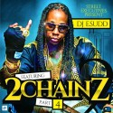 Featuring 2 Chainz, Part 4 mixtape cover art