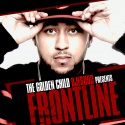 Frontline mixtape cover art