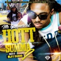 Hott Summa 2 mixtape cover art