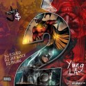 J Money & Yung L.A. - Batman & Robin 2 (Superhero Language) mixtape cover art