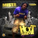 Mista Commercial - Hott Summa mixtape cover art