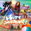 Mista Commercial - Hott Summa 3 mixtape cover art