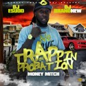 Money Mitch - Trappin On Probation mixtape cover art