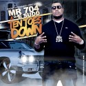 Mr. 704 - Ten Toes Down mixtape cover art