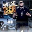 Mr. 704 - Ten Toes Down mixtape cover art