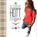 Mr. Commercial - Hott Summa 4 mixtape cover art