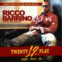 Ricco Barrino - Twenty 12 Play mixtape cover art