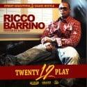 Ricco Barrino - Twenty 12 Play mixtape cover art