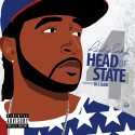 Ricky Ruckus - Head Of State 4 mixtape cover art