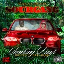 Sour Gang - Smoking Days mixtape cover art