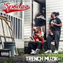 Spodee - Trench Muzik mixtape cover art