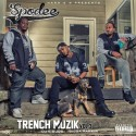 Spodee - Trench Muzik 3 mixtape cover art