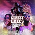 Street Execs Radio 3 mixtape cover art