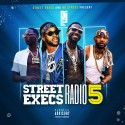Street Execs Radio 5 mixtape cover art