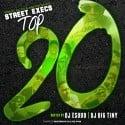 Street Execs Top 20 mixtape cover art