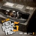 Streetz Service Pack 5 mixtape cover art