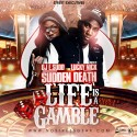 Sudden Death: Life Is A Gamble (Hosted By Lucky Nick) mixtape cover art
