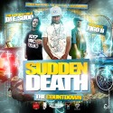 Sudden Death: The Countdown (Hosted By Tigo B) mixtape cover art